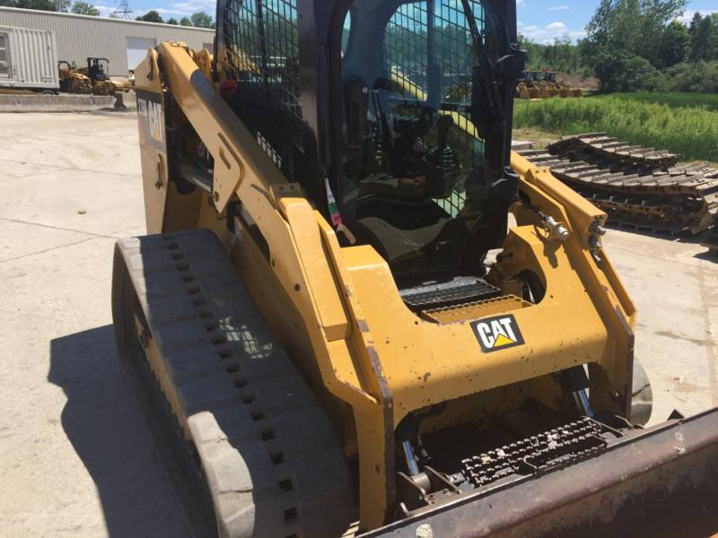 CATERPILLAR CHARGEURS TOUT TERRAIN 279D equipment  photo 15