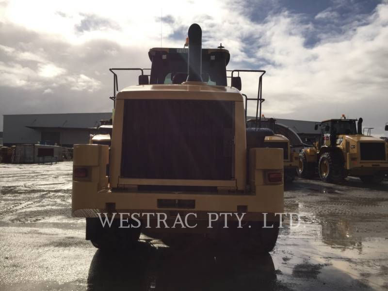 CATERPILLAR PALA GOMMATA DA MINIERA 966 H equipment  photo 6