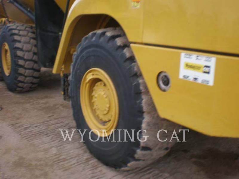 CATERPILLAR ARTICULATED TRUCKS 725C equipment  photo 8