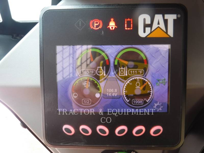 CATERPILLAR KOMPAKTLADER 259D H2CB equipment  photo 3