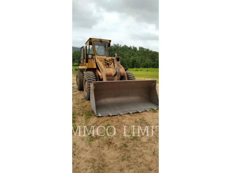 CATERPILLAR MINING WHEEL LOADER 2021Z equipment  photo 15