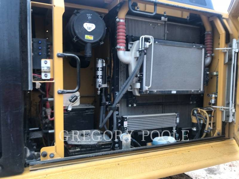 CATERPILLAR KETTEN-HYDRAULIKBAGGER 320E L equipment  photo 18