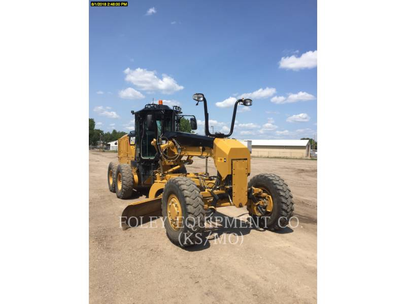 Caterpillar AUTOGREDERE 120M2AWD equipment  photo 2
