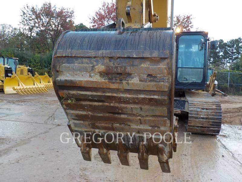 CATERPILLAR TRACK EXCAVATORS 336EL H equipment  photo 21