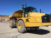Caterpillar CAMIOANE ARTICULATE 740B TG equipment  photo 2