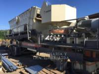 Equipment photo METSO MINERALS NWGP220D TRITURADORES 1