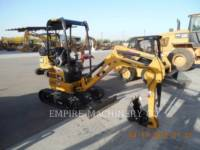 CATERPILLAR PELLES SUR CHAINES 301.7DCROR equipment  photo 1