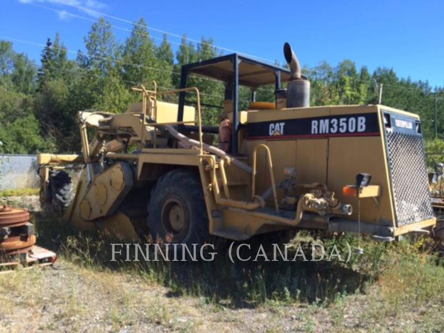 Detail photo of 1999 Caterpillar RM350B from Construction Equipment Guide