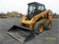 Equipment photo CATERPILLAR 246D HF MINICARGADORAS 1