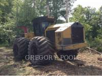 CATERPILLAR FORESTRY - FELLER BUNCHERS - WHEEL 573 equipment  photo 20