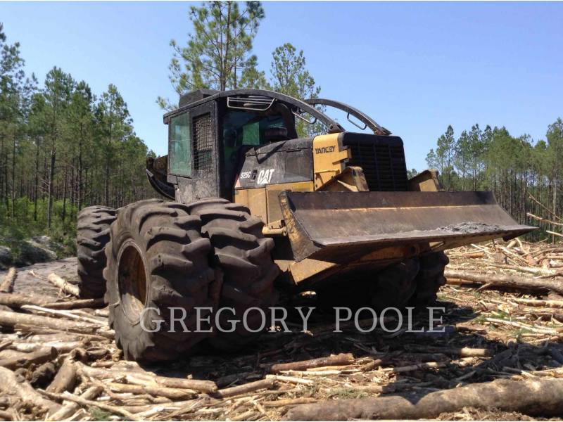 CATERPILLAR FORESTRY - SKIDDER 525C equipment  photo 3