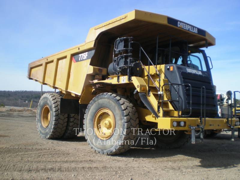 CATERPILLAR MINING OFF HIGHWAY TRUCK 775F equipment  photo 1