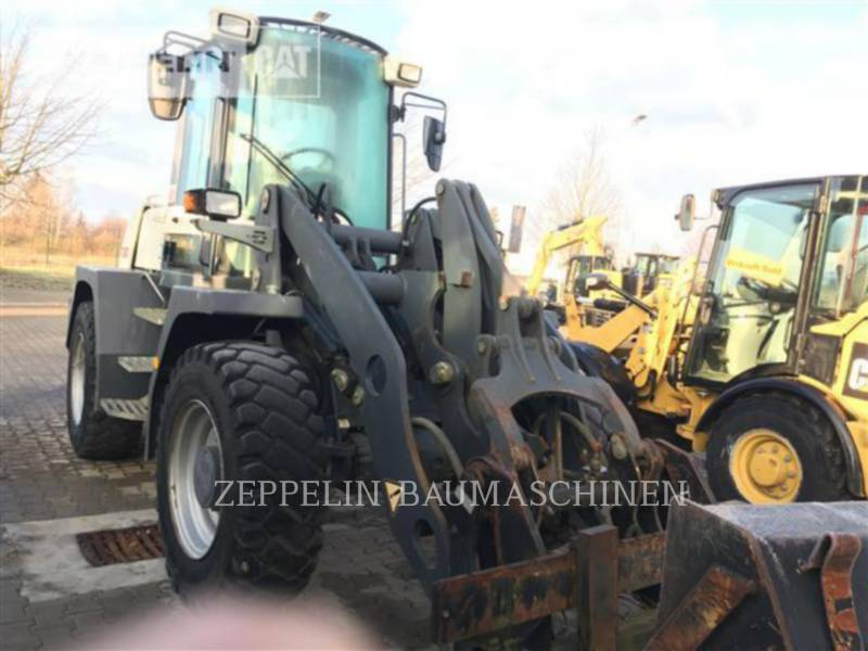 TEREX CORPORATION WHEEL LOADERS/INTEGRATED TOOLCARRIERS TL160 equipment  photo 3