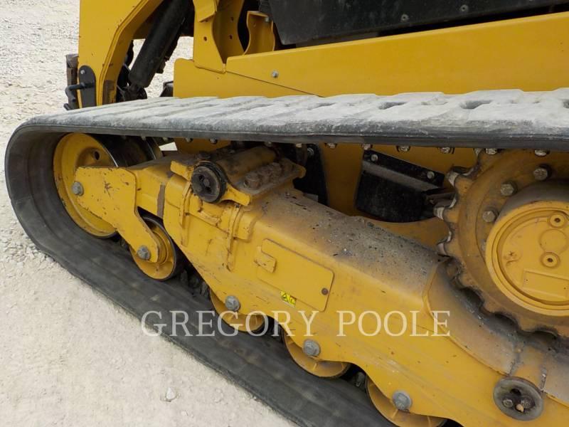 CATERPILLAR CARGADORES MULTITERRENO 289C2 equipment  photo 16