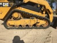 Caterpillar ÎNCĂRCĂTOARE PENTRU TEREN ACCIDENTAT 259D equipment  photo 10