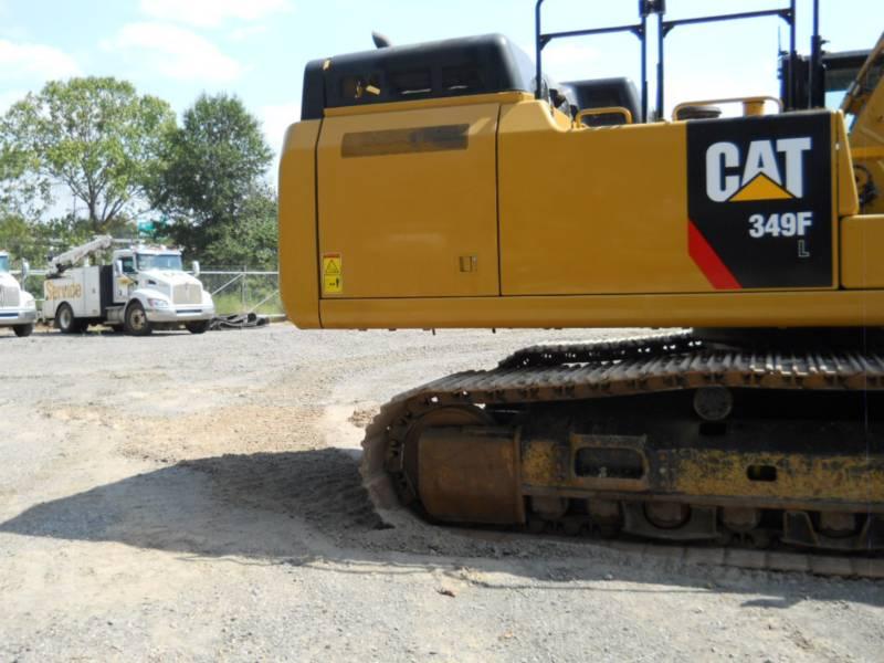 CATERPILLAR EXCAVADORAS DE CADENAS 349FL equipment  photo 14