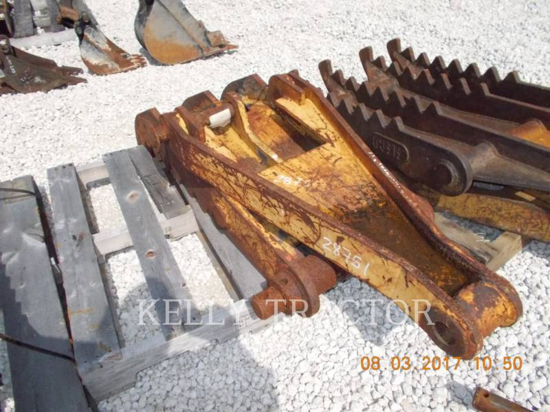 FLECO WT – LÖFFELGREIFER THUMB FOR 318/320 EXCAVATOR equipment  photo 1