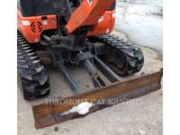 KUBOTA CORPORATION EXCAVADORAS DE CADENAS KX018-4 equipment  photo 11