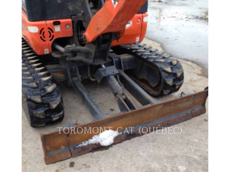 KUBOTA CORPORATION TRACK EXCAVATORS KX018-4 equipment  photo 11