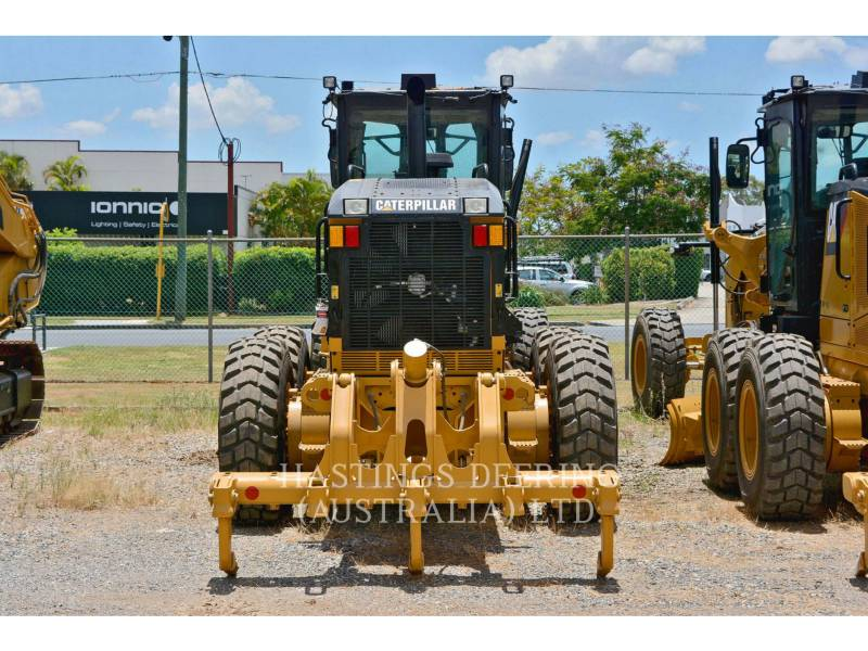 CATERPILLAR NIVELEUSES 160M equipment  photo 6