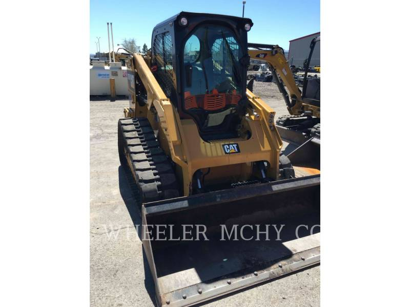 CATERPILLAR CHARGEURS TOUT TERRAIN 279D C3 HF equipment  photo 4