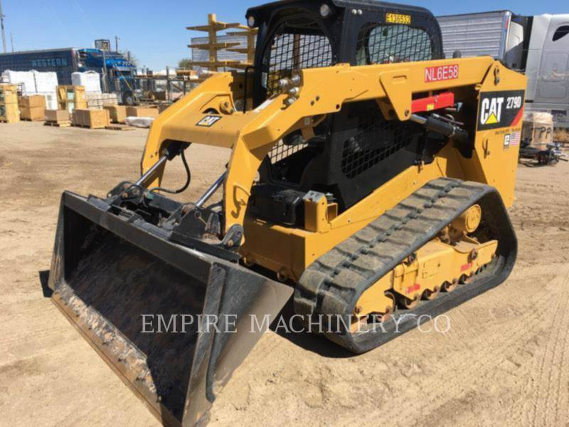 CATERPILLAR スキッド・ステア・ローダ 279D XPS equipment  photo 2