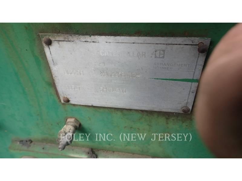 BARBER GREENE PAVIMENTADORES DE ASFALTO BG225B equipment  photo 9