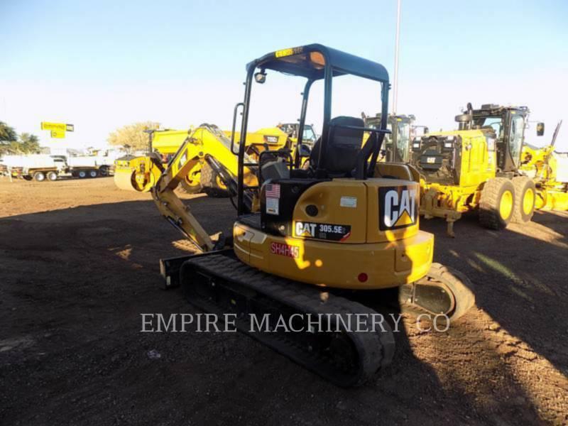 CATERPILLAR ESCAVADEIRAS 305.5E2CR equipment  photo 3