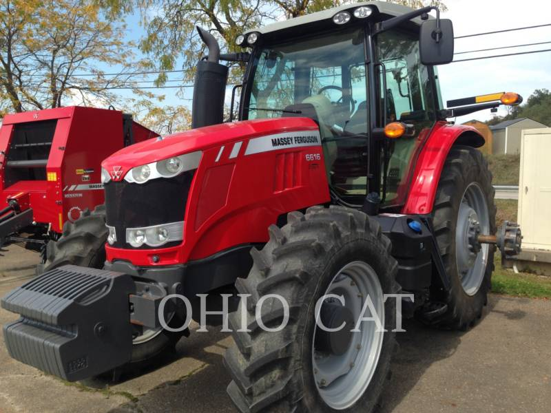 AGCO-MASSEY FERGUSON TRACTEURS AGRICOLES MF6616 equipment  photo 10