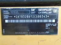 CATERPILLAR KETTEN-HYDRAULIKBAGGER 320D2L equipment  photo 8