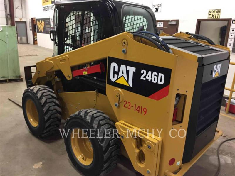 CATERPILLAR MINICARGADORAS 246D C3-H2 equipment  photo 2