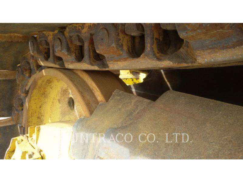 KOMATSU LTD. KETTENDOZER D61PX-15 equipment  photo 9