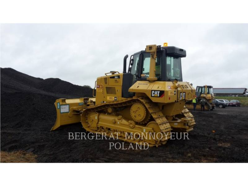 CATERPILLAR CIĄGNIKI GĄSIENICOWE D 6 N XL equipment  photo 2