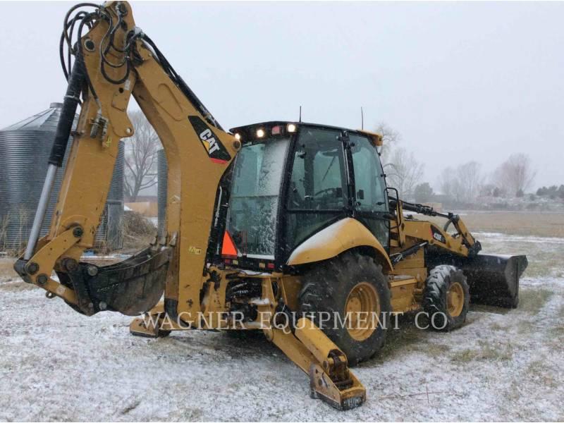 CATERPILLAR BACKHOE LOADERS 430EIT equipment  photo 2