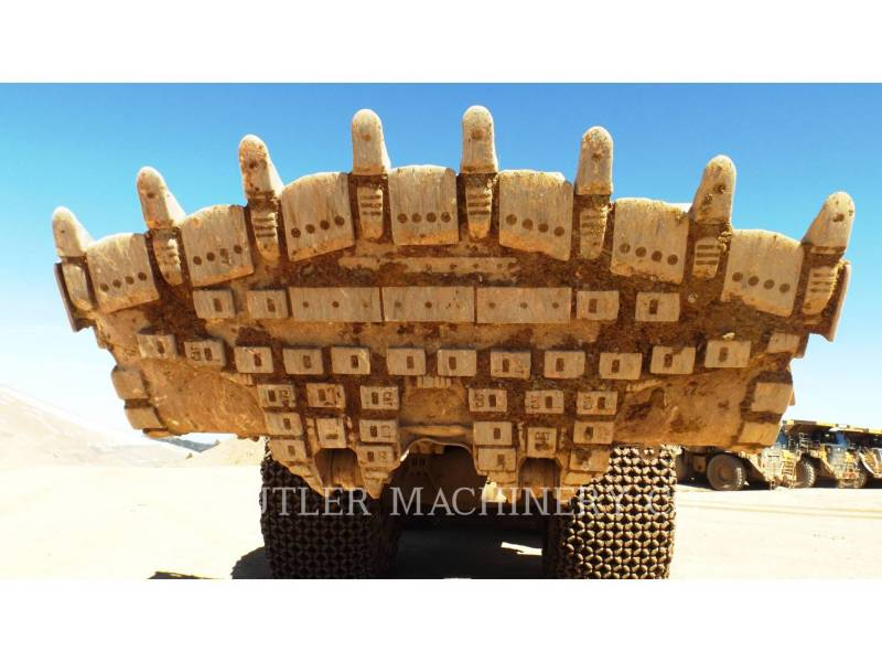CATERPILLAR MINING WHEEL LOADER 993K equipment  photo 5