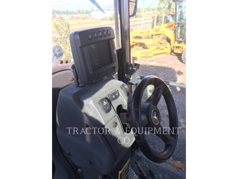 JOHN DEERE MOTONIVELADORAS 770GP equipment  photo 15