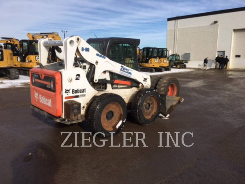 BOBCAT CHARGEURS COMPACTS RIGIDES S750 equipment  photo 3