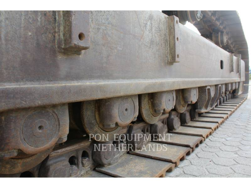 CATERPILLAR PELLES SUR CHAINES 349 EL VG equipment  photo 19