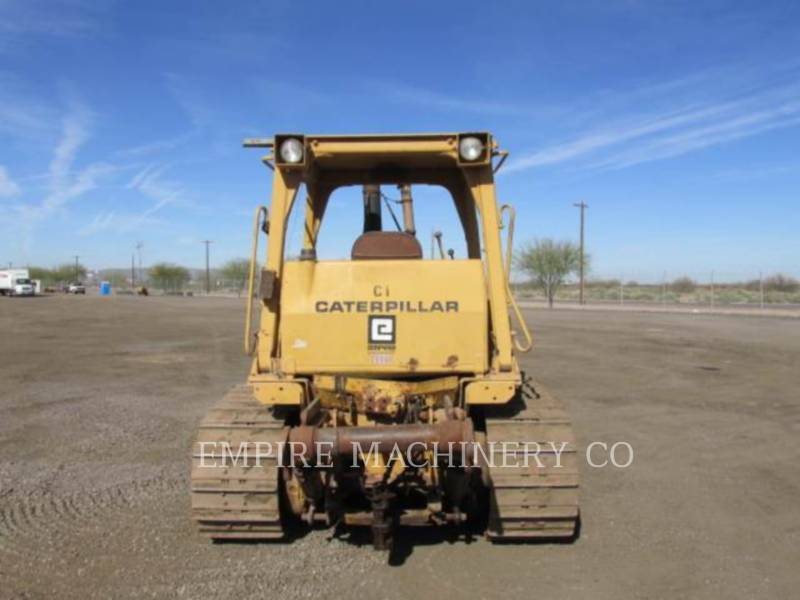 CATERPILLAR TRACK TYPE TRACTORS D5B equipment  photo 4