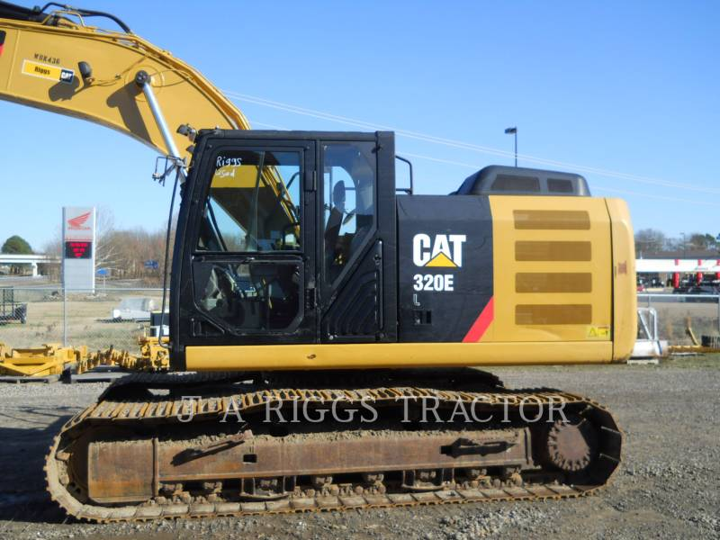 CATERPILLAR EXCAVADORAS DE CADENAS 320E 9TC equipment  photo 2