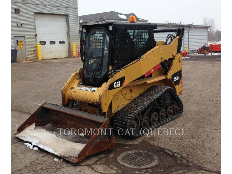CATERPILLAR CHARGEURS TOUT TERRAIN 257B3 equipment  photo 1