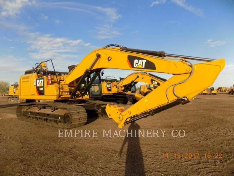 CATERPILLAR KOPARKI GĄSIENICOWE 330FL equipment  photo 3