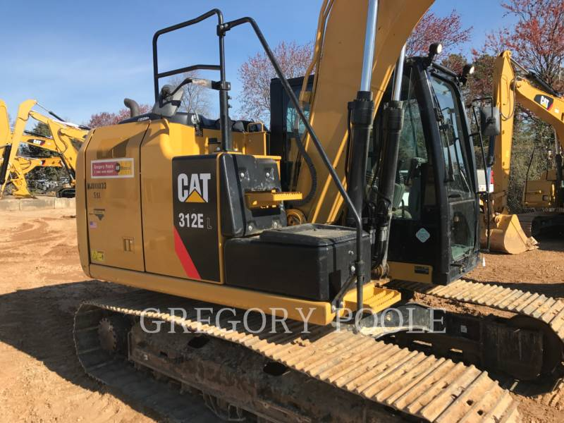 CATERPILLAR ESCAVADEIRAS 312E L equipment  photo 3