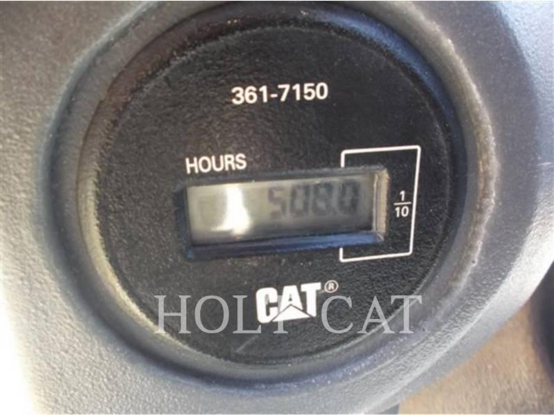 CATERPILLAR 振動シングル・ドラム・パッド CS533E equipment  photo 9