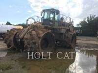 Equipment photo CATERPILLAR 836H COMPACTEURS 1