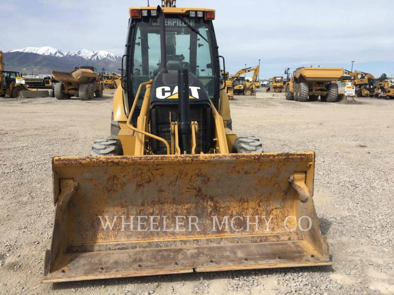 CATERPILLAR BAGGERLADER 420E E THM equipment  photo 4