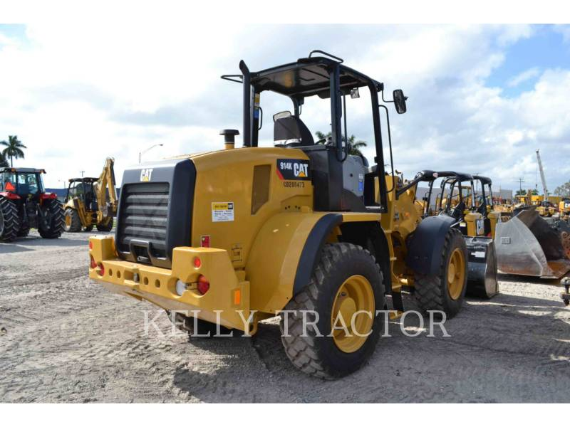CATERPILLAR CARGADORES DE RUEDAS 914K equipment  photo 4