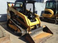 CATERPILLAR CHARGEURS SUR CHAINES 259D equipment  photo 1