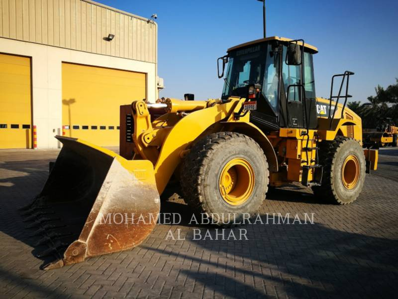 CATERPILLAR CARGADORES DE RUEDAS 950 H equipment  photo 1