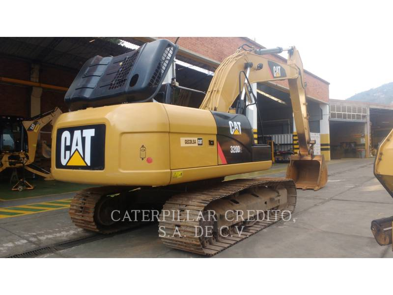CATERPILLAR EXCAVADORAS DE CADENAS 320D2 equipment  photo 5